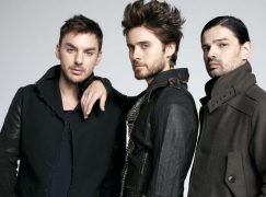 30 Seconds to Mars Live στην Αθήνα – Προπωλούνται τα εισιτήρια