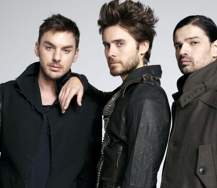 Thirty Seconds to Mars, ροκάρουν στην Αθήνα!