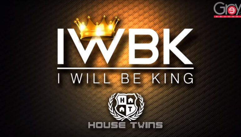HouseTwins – «I Will Be King» (Νέο single)