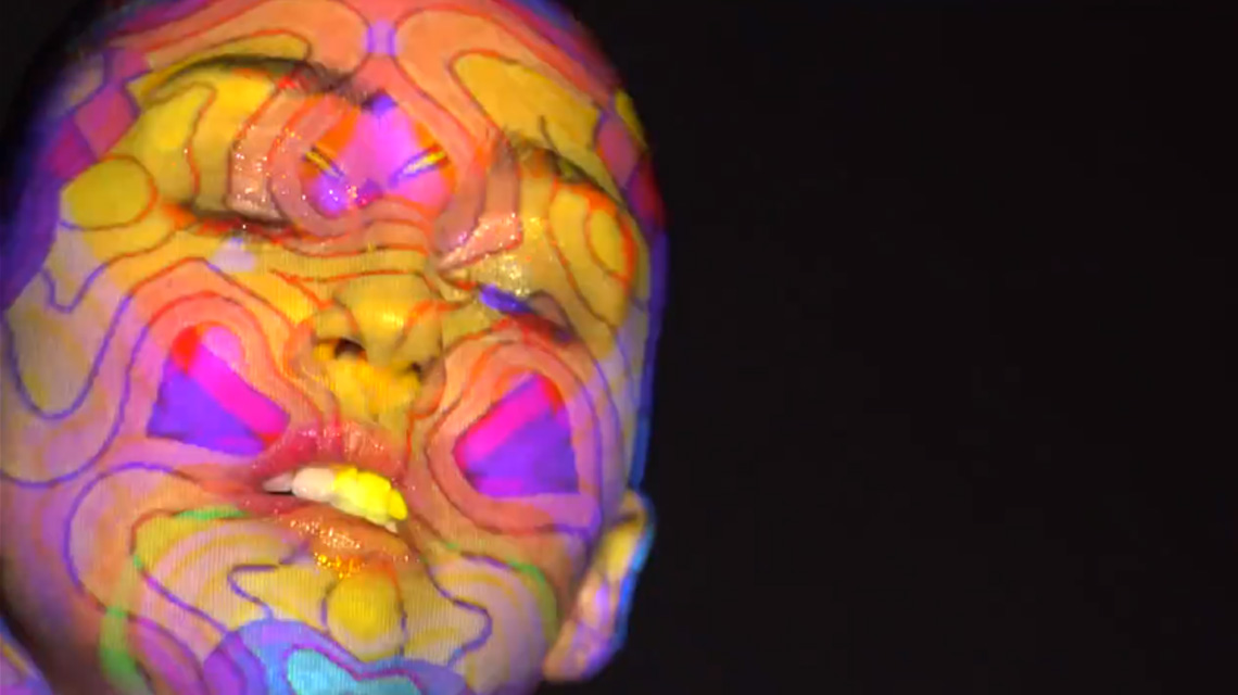 miley cyrus & her dead petz drop psychedelic video for