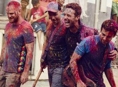 Coldplay feat Beyoncé: Hymn For The Weekend