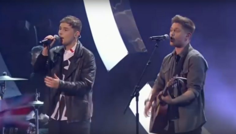Eurovision 2016, με τους Joe & Jake και «You 're not alone» (Video)