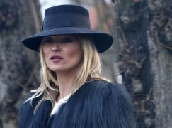 Kate Moss: Συμμετέχει σε video clip των Massive Attack – Δείτε το!