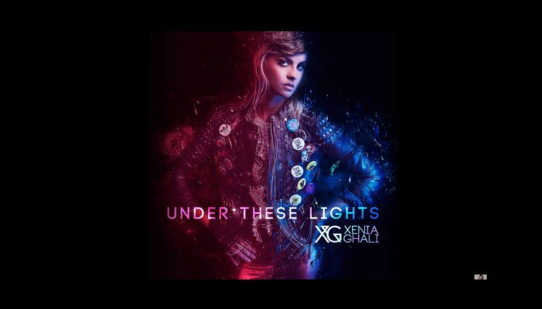 Xenia Ghali: «Under These Lights» – Ακούστε το νέο single!