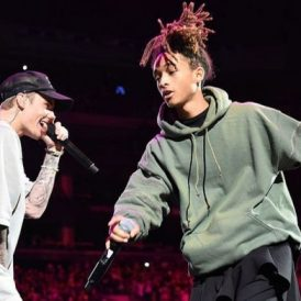 Justin Bieber & Jaden Smith ξανά μαζί τραγούδησαν 'Never Say Never'