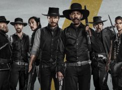 The Magnificent Seven, με τους Denzel Washington και Ethan Hawke