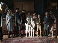 Miss Peregrine's home for peculiar children, του Τιμ Μπαρτον