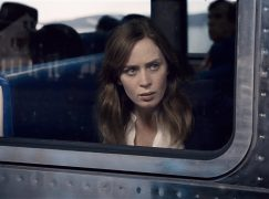The girl on the train, με την Emily Blunt