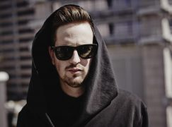 "Robin Schulz: Στην κορυφή της Ευρώπης το ""ΟΚ"" σε συνεργασία με τον James Blunt!"
