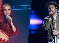 Katy Perry και Niall Horan τραγούδησαν στο «The Voice» (βίντεο)