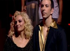 Dancing with the stars: Αποχώρησε η Χριστίνα Λαμπίρη!