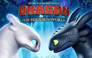 How to train your dragon3: Hidden World