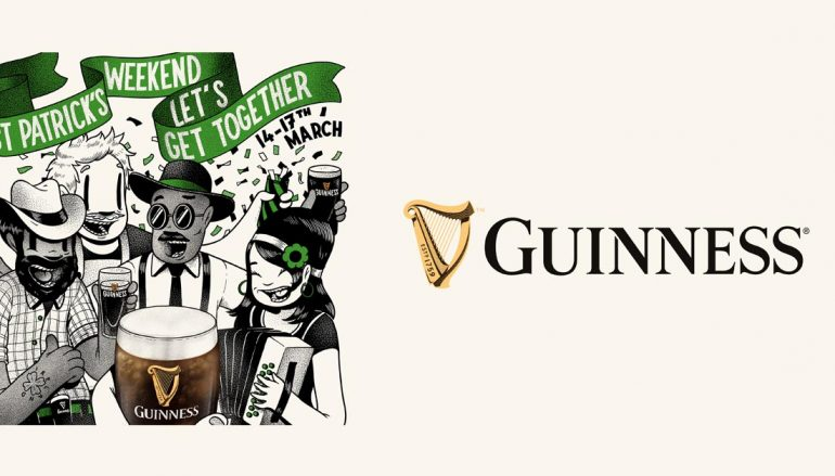 GUINNESS- ST. PATRICK'S DAY